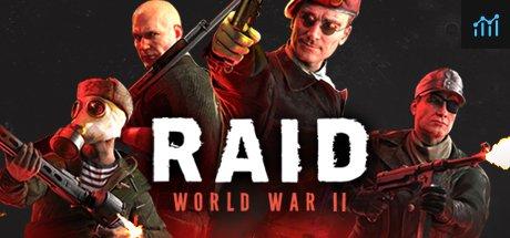 RAID: World War II System Requirements
