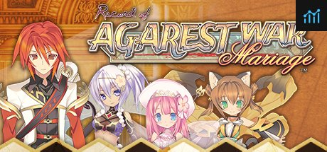 Record of Agarest War Mariage System Requirements
