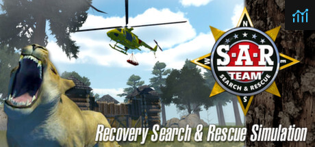 Recovery Search & Rescue Simulation System Requirements