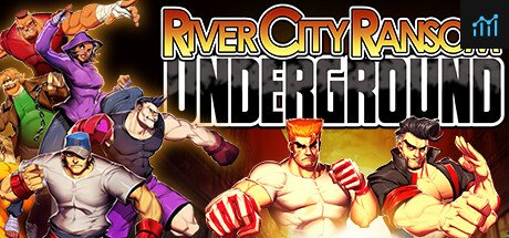 River City Ransom: Underground System Requirements