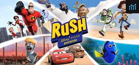 RUSH: A Disney • PIXAR Adventure System Requirements