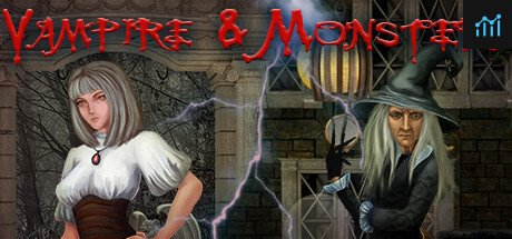 Vampire & Monsters: Hidden Object Games System Requirements