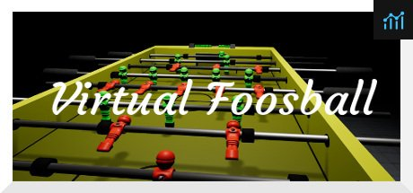 Virtual Foosball System Requirements