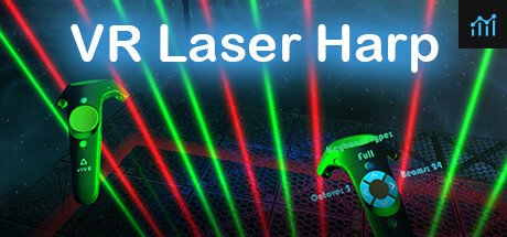 VR Laser Harp System Requirements