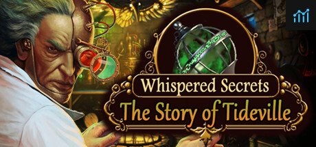 Whispered Secrets: The Story of Tideville Collector's Edition System Requirements