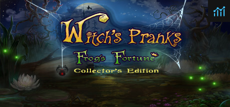 Witch's Pranks: Frog's Fortune Collector's Edition System Requirements