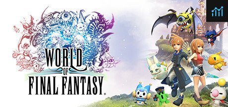 WORLD OF FINAL FANTASY System Requirements