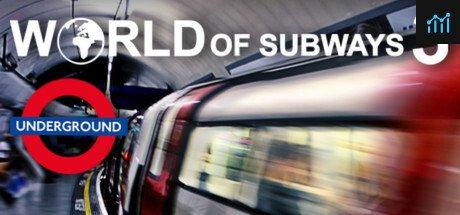 World of Subways 3 – London Underground Circle Line System Requirements