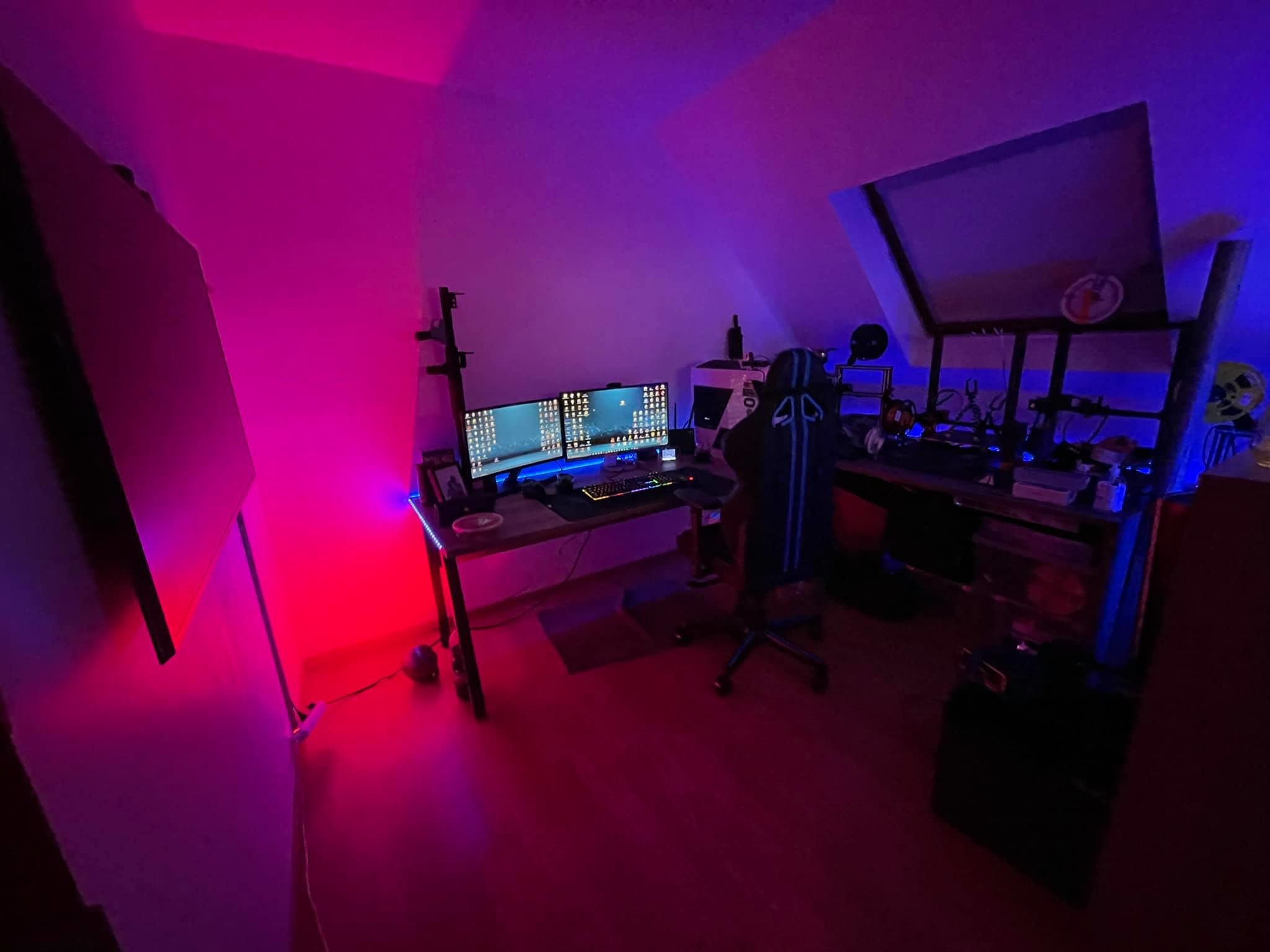cool gaming setups