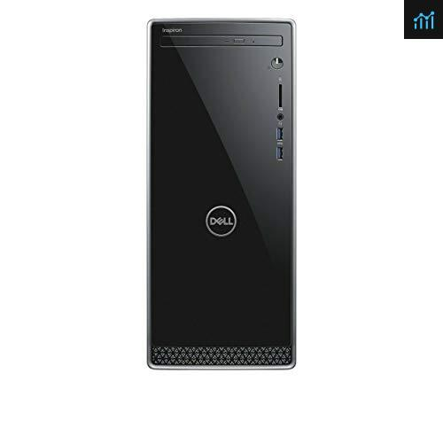2019_Dell Inspiron 3670 Desktop Computer PC with 9th Gen Intel i3-9100 review - gaming pc tested