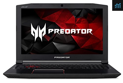Acer Predator Helios 300 review - gaming laptop tested
