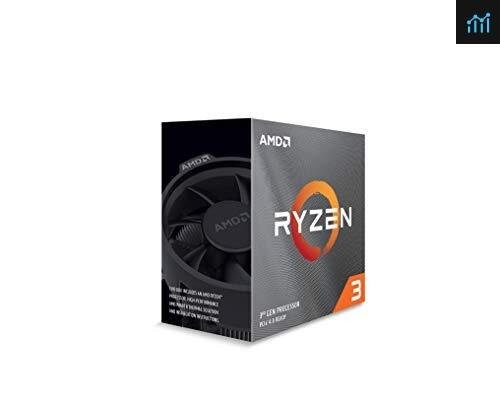 AMD Ryzen 3 3100 review - processor tested