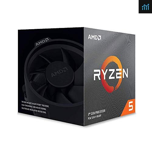 AMD Ryzen 5 3600X review - processor tested