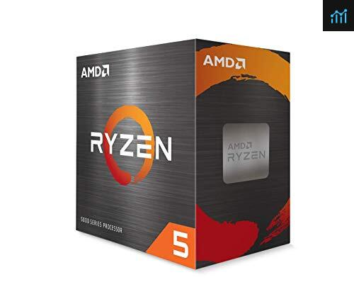 AMD Ryzen 5 5600X review - processor tested
