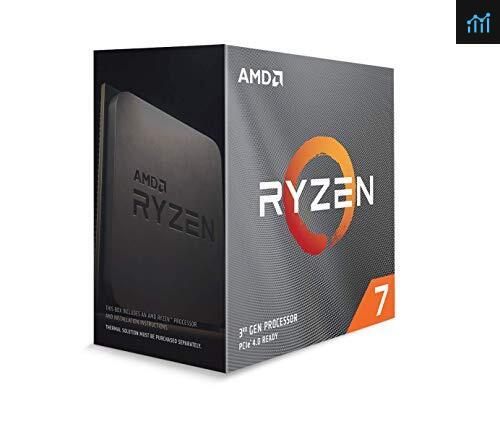 AMD Ryzen 7 3800XT review - processor tested