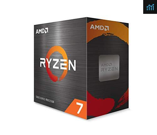 AMD Ryzen 7 5800X review - processor tested