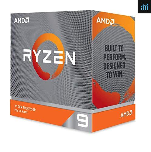 AMD Ryzen 9 3900XT review - processor tested
