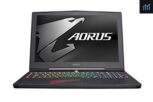 AORUS X5 v7-KL4K3D review - gaming laptop tested