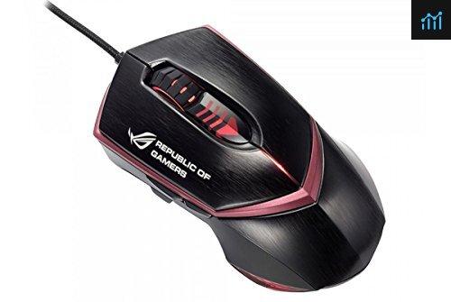 Asus Original 90-XB3B00MU00010 Laser review - gaming mouse tested