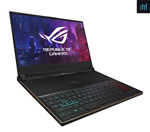 ASUS ROG Zephyrus S Ultra Slim review - gaming laptop tested
