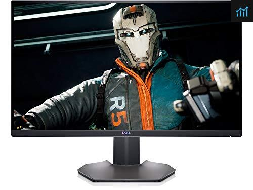 Dell S-Series 27-inch QHD 165Hz; 16:9; review - gaming monitor tested