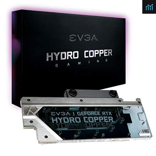 EVGA 400-HC-1389-B1 Watercooling XC/XC2 Hydro Copper GeForce RTX 2080 Ti  Video Card review - graphics card tested
