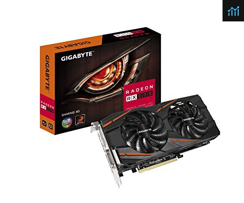 Gigabyte GV-RX570GAMING-4GD review - graphics card tested