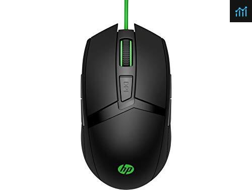 HP 4PH30AA#ABL review - gaming mouse tested