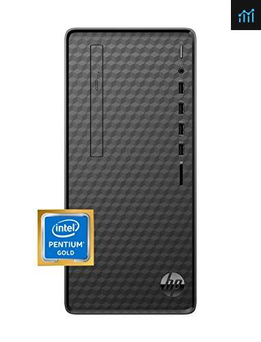 HP Desktop PC review - gaming pc tested