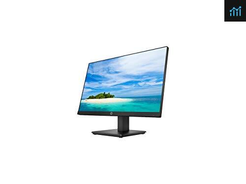 HP P224 21.5 Inch Full HD LED LCD review - gaming monitor tested