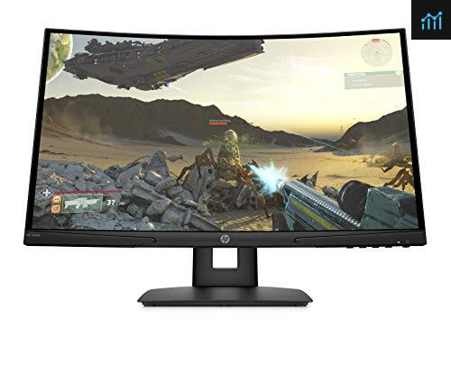 HP X24c review - gaming monitor tested