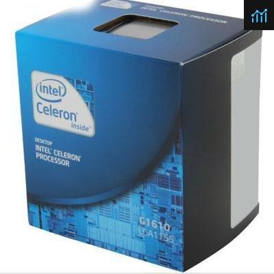 Intel Celeron G1610 review - processor tested