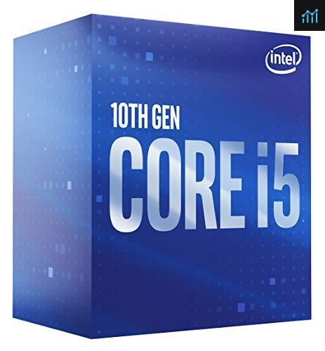 Intel Core i5-10400 review - processor tested