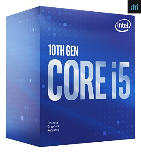Intel Core i5-10400F review - processor tested
