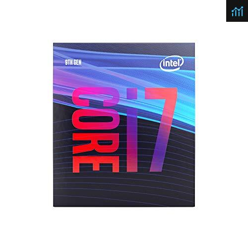 Intel Core i7-9700 review - processor tested
