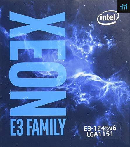 Intel Xeon E3-1245 review - processor tested