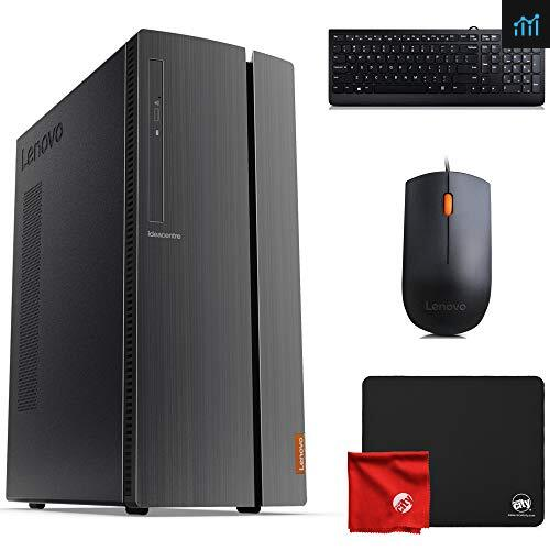 Lenovo 510A Desktop review - gaming pc tested