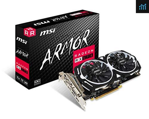 MSI Gaming Radeon Rx 570 review - graphics card tested