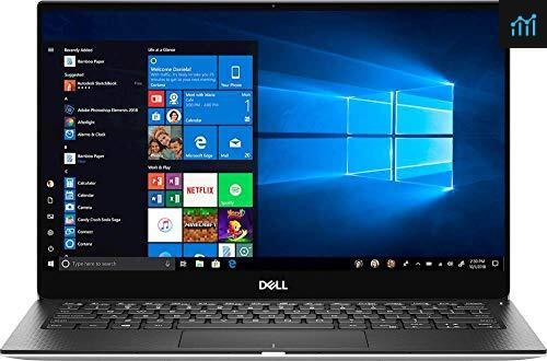 New 2019 DELL XPS 13 9380 Core i5-8265U 8GB 256GB PCie SSD FHD review - gaming laptop tested