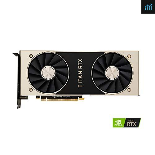 NVIDIA Titan RTX review - graphics card tested