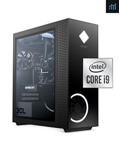 OMEN 30L Gaming Desktop PC review - gaming pc tested