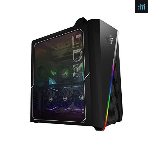 ROG Strix GA35 Gaming Desktop PC review - gaming pc tested